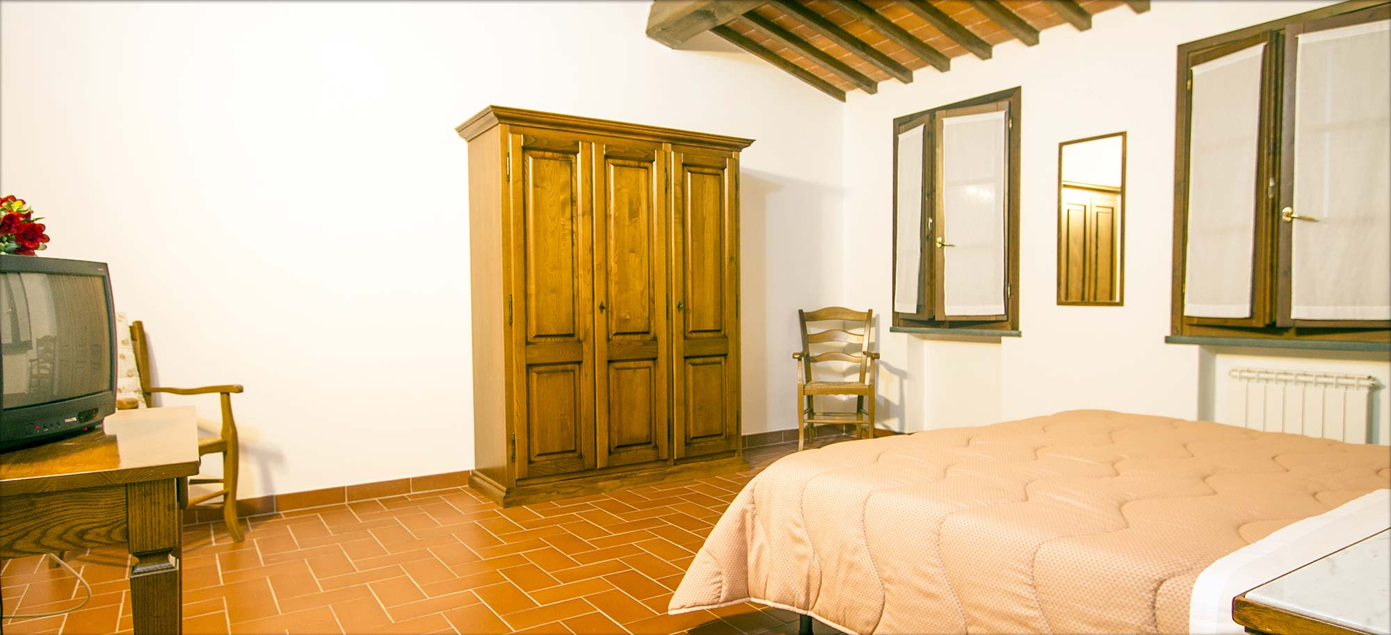 Corte Tommasi - Holiday apartments in Tuscany - 101 - Tuscany apartment with swimming pool
