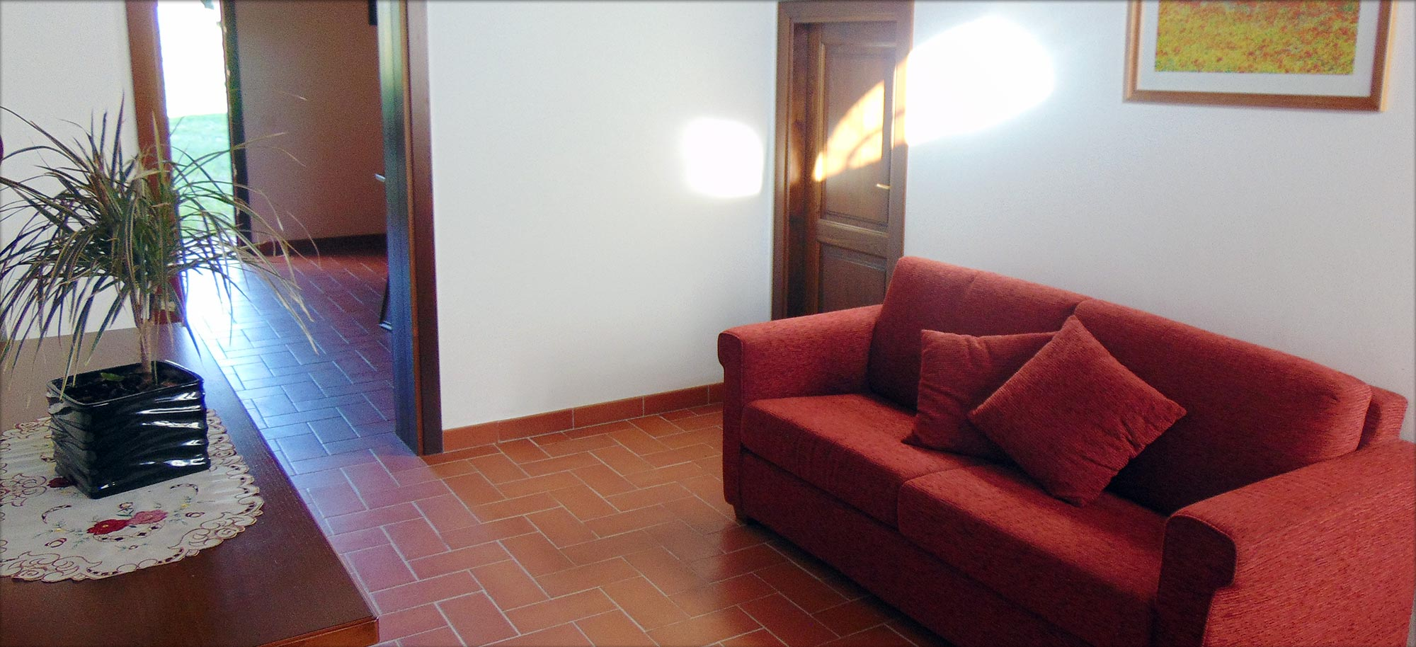 Corte Tommasi - Holiday apartments in Tuscany - 102 - Tuscany apartment with swimming pool