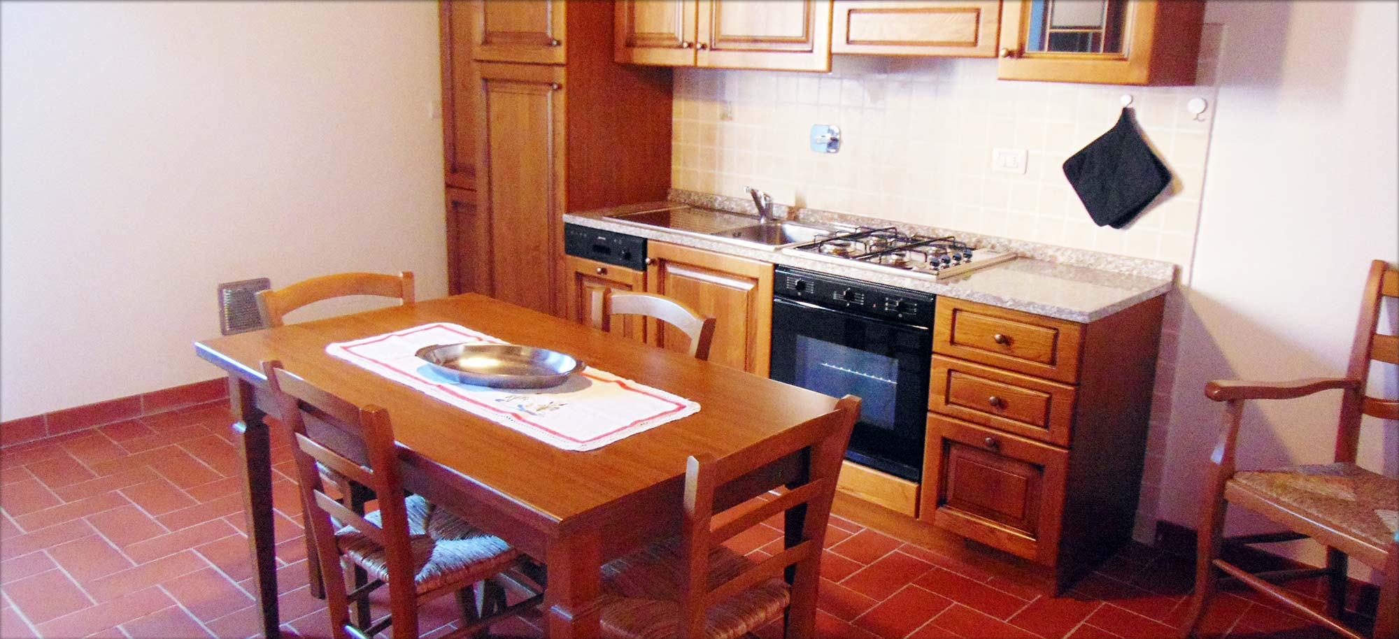 Corte Tommasi - Holiday apartments in Tuscany - 103 - Tuscany apartment with swimming pool