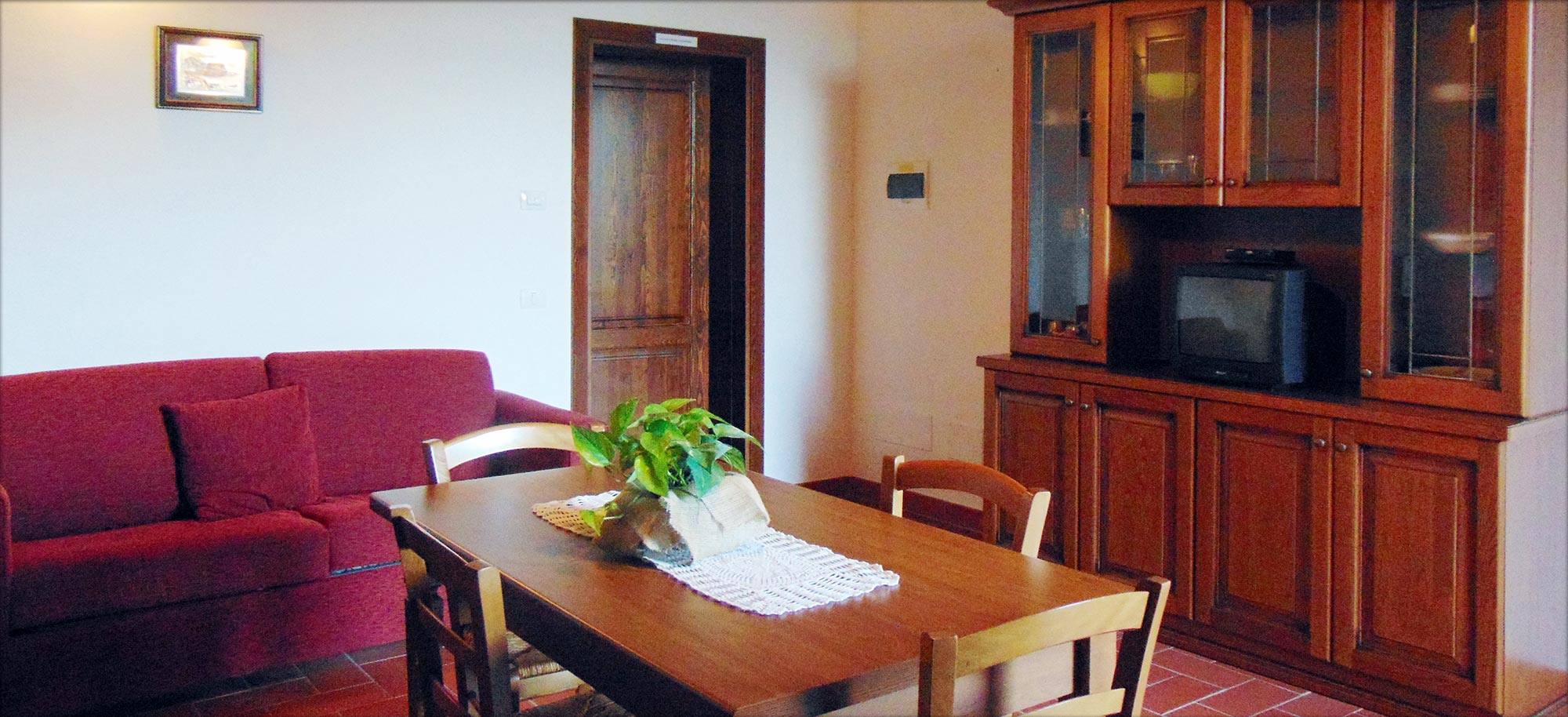 Corte Tommasi - Holiday apartments in Tuscany - 205 - Tuscany apartment with swimming pool