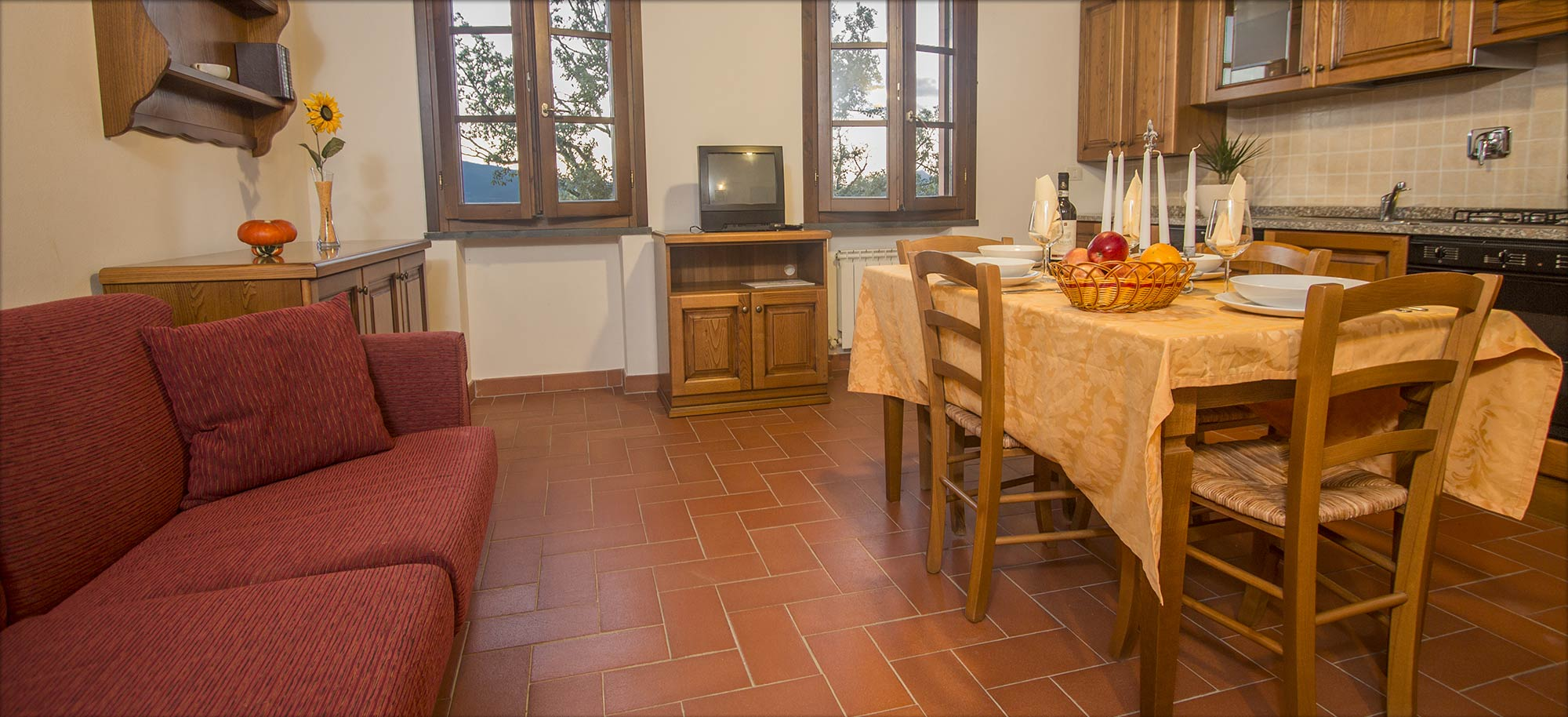 Corte Tommasi - Rates - Tuscany apartments