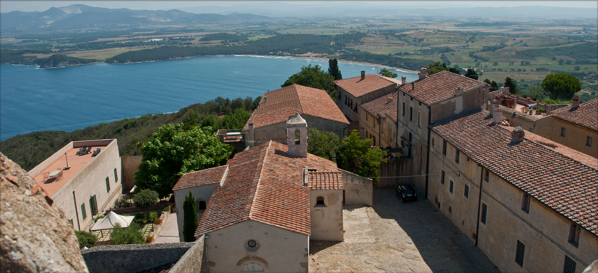 Corte Tommasi - Etruscan coast  - Surroundings Tuscany apartments