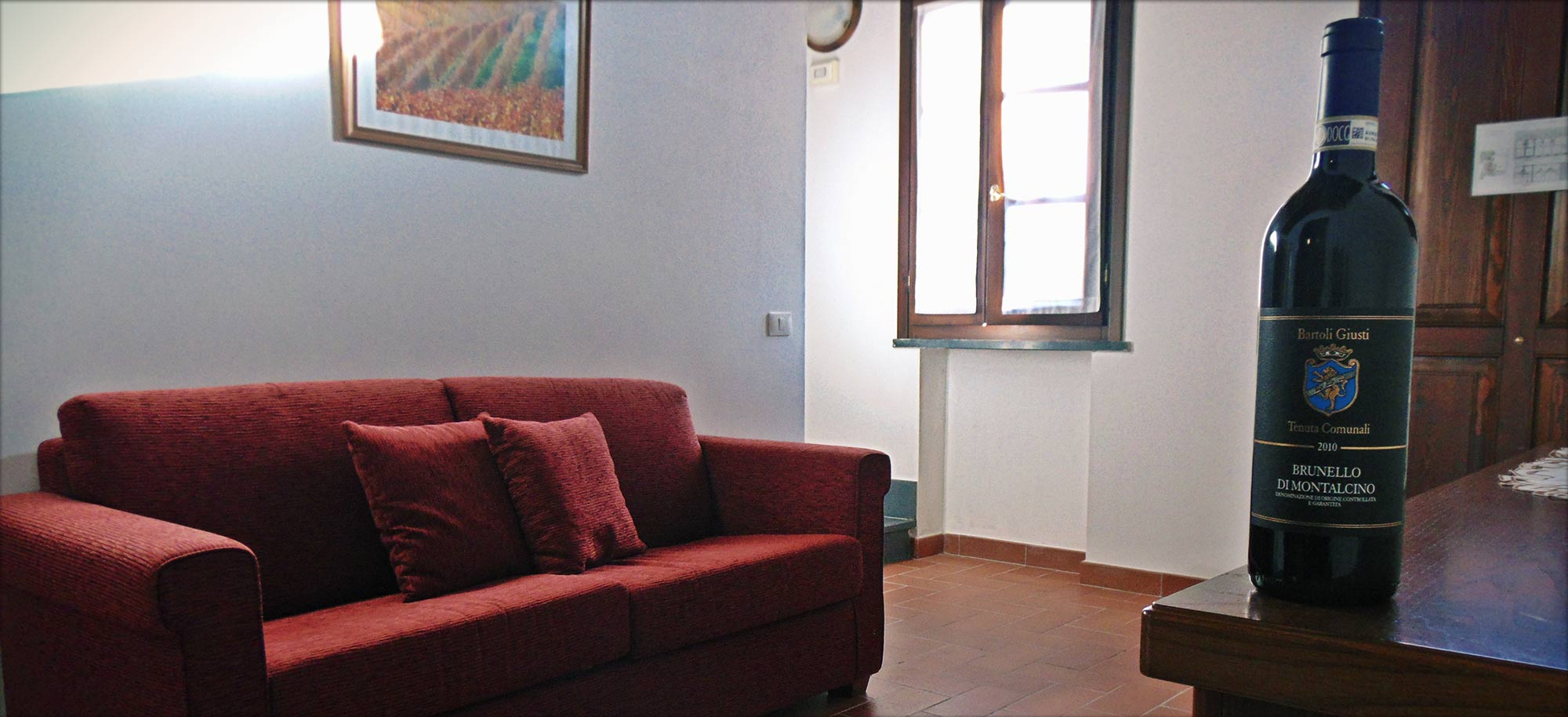 Corte Tommasi - Holiday apartments in Tuscany - Holiday apartments with pool in Tuscany