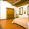 Corte Tommasi - Papavero (101) - Holiday apartment with swimming pool in Tuscany, Italy