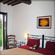 Corte Tommasi - Sole (204) - Holiday apartment with swimming pool in Tuscany, Italy