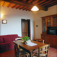 Corte Tommasi - Mare (205) (H) - Holiday apartment with swimming pool in Tuscany, Italy